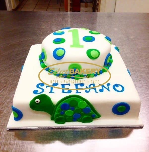 Birthday Cake - Birds 446