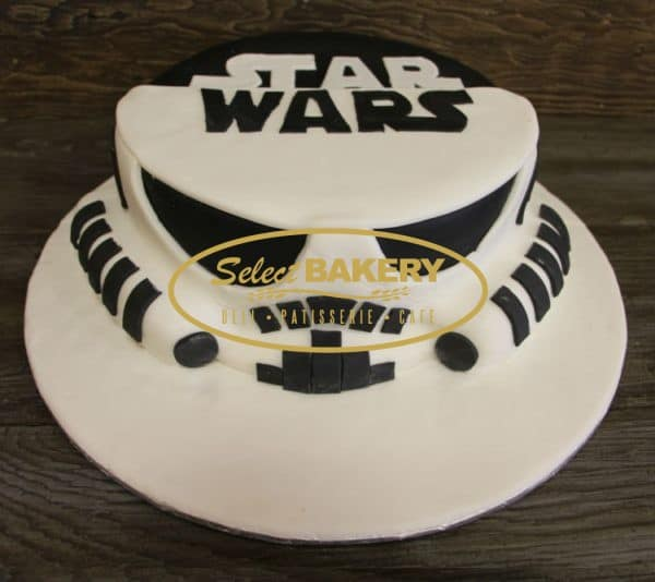 Birthday Cake - Star Wars 557