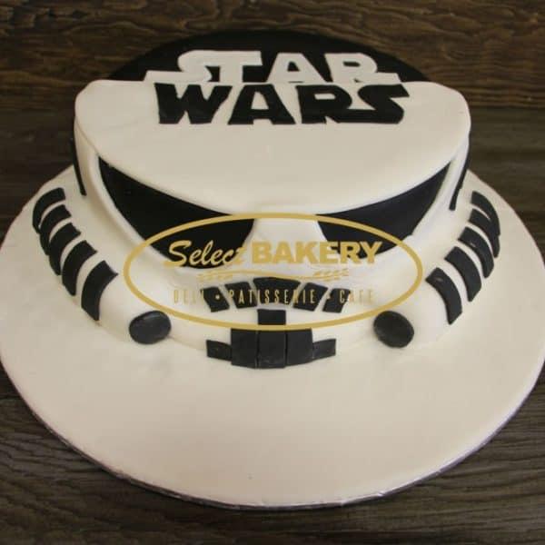 Birthday Cake - Star Wars 557