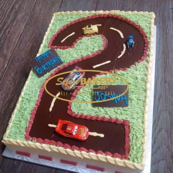Birthday Cake- Cars Disney