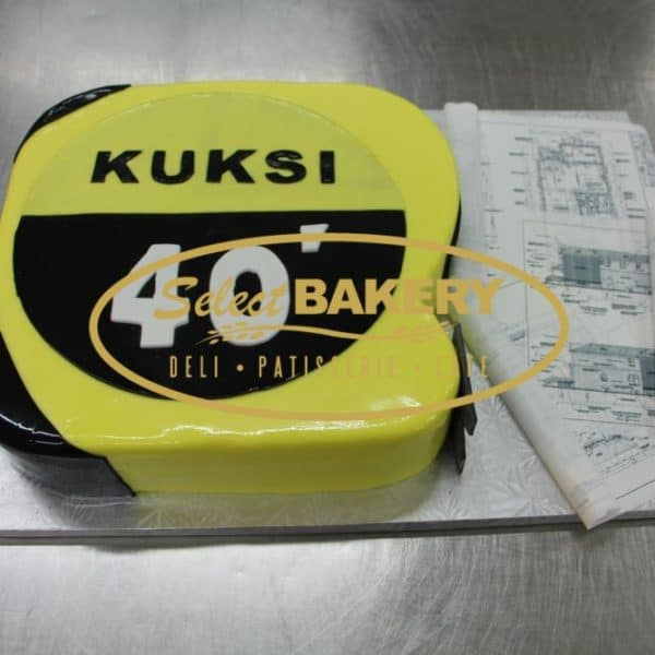 Birthday Cake- Handyman 555