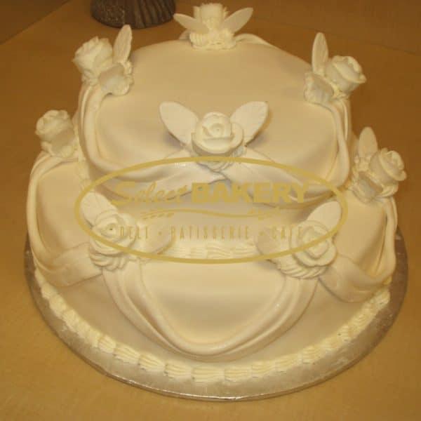 Wedding Cake 121 Curtain