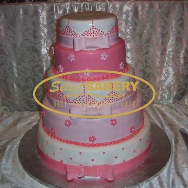 Wedding Cake 135