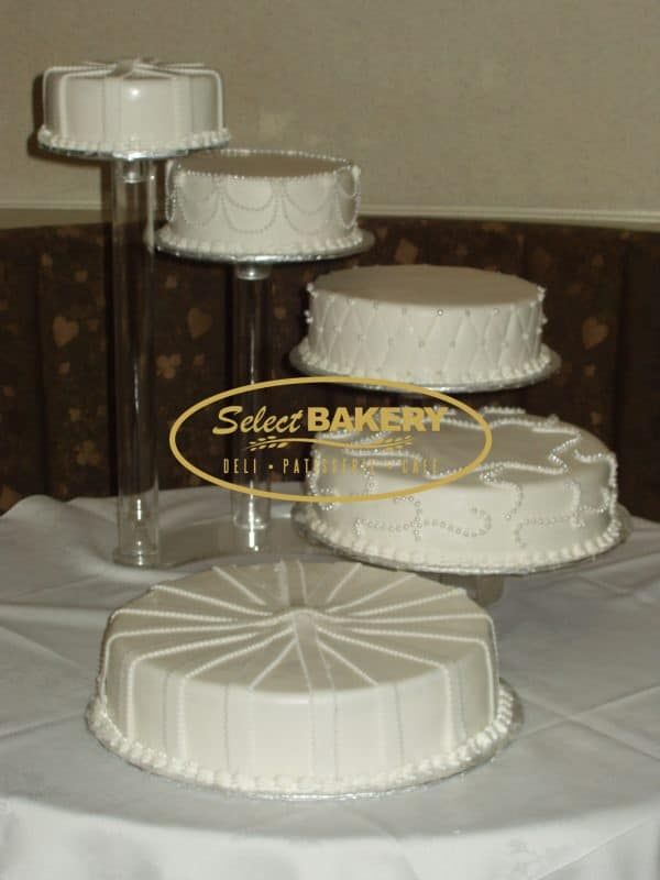 Wedding Cake 109