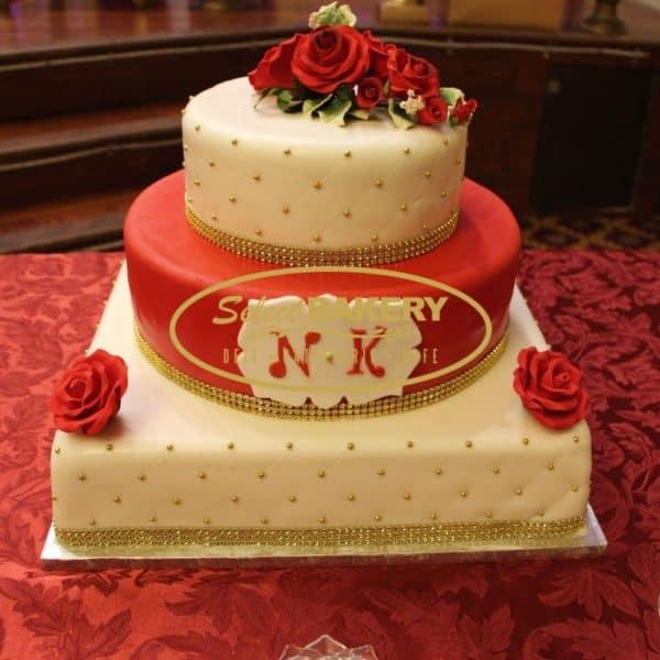 Wedding Cake 1244