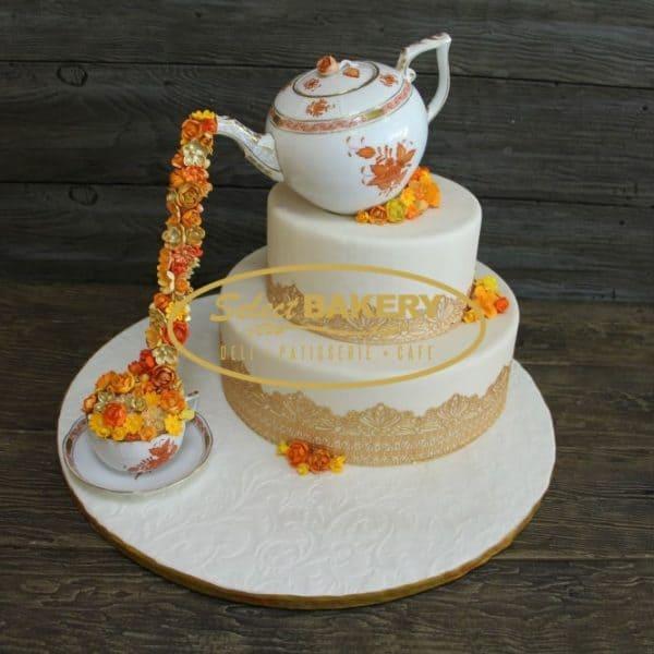 Wedding Cake 1257
