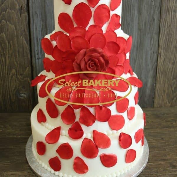 Wedding Cake 1257 Teapot