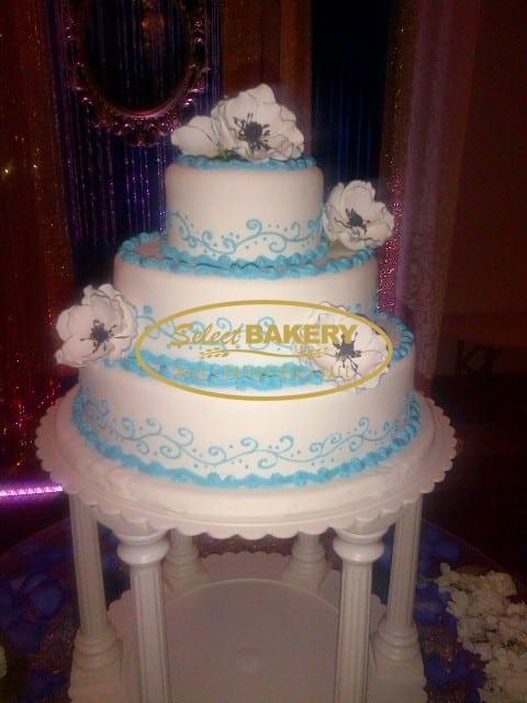Wedding Cake 1227