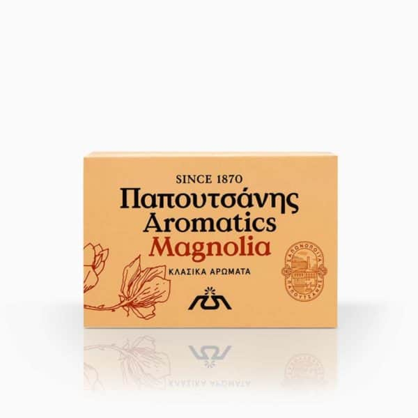 Papoutsanis-Aromatics-Greek-Soap-Magnolia