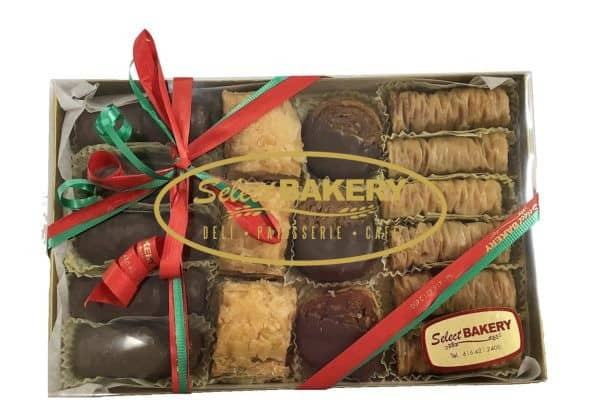 Select Bakery Large Gift Basket Selection