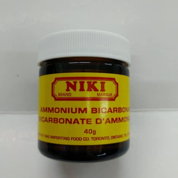NIKI Ammonium Carbonate