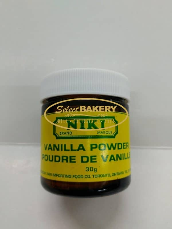 NIKI VANILLA POWDER 40g