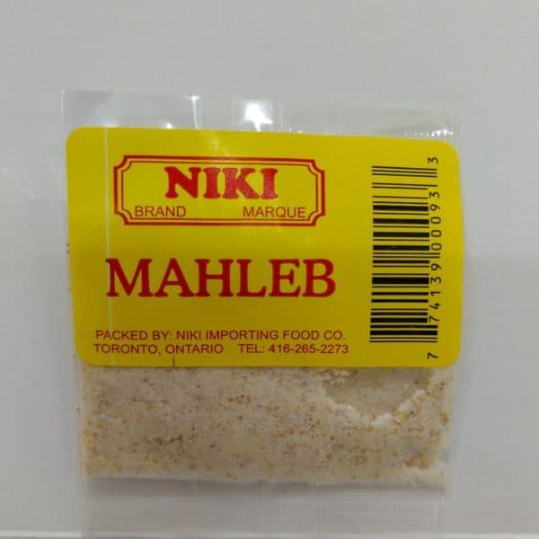 NIKI MAHLEB
