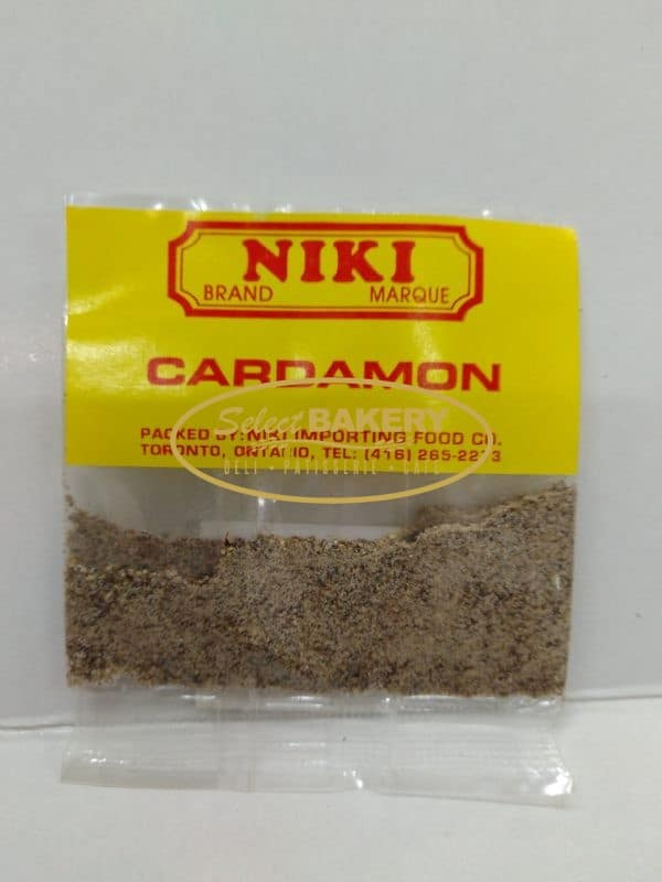NIKI CARDAMOM