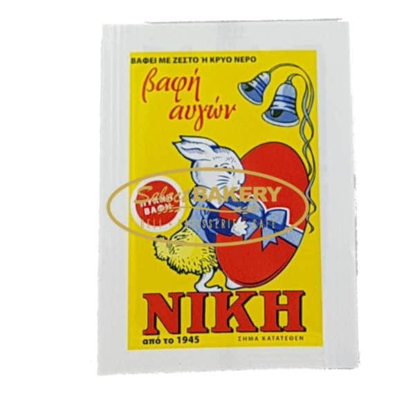 Niki Egg Dye - Red - 15g