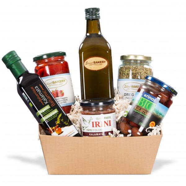 Gift Basket - Antipasto at Select Bakery Toronto, ON M4J 3S2