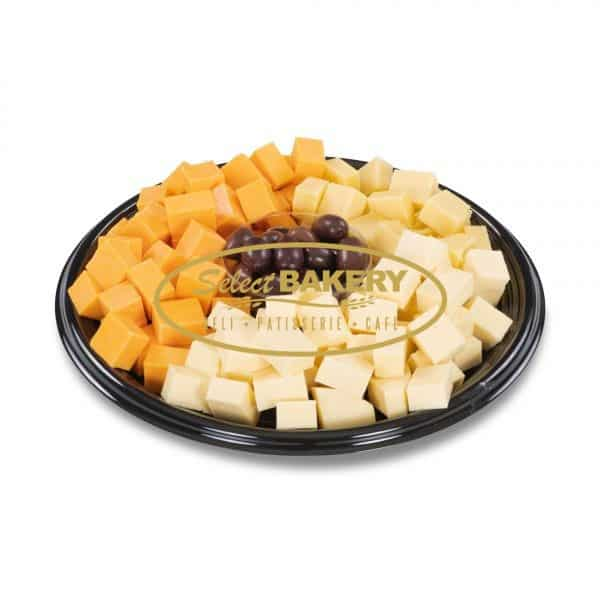 Cheese Platter Cheddar Assortment Select Bakery