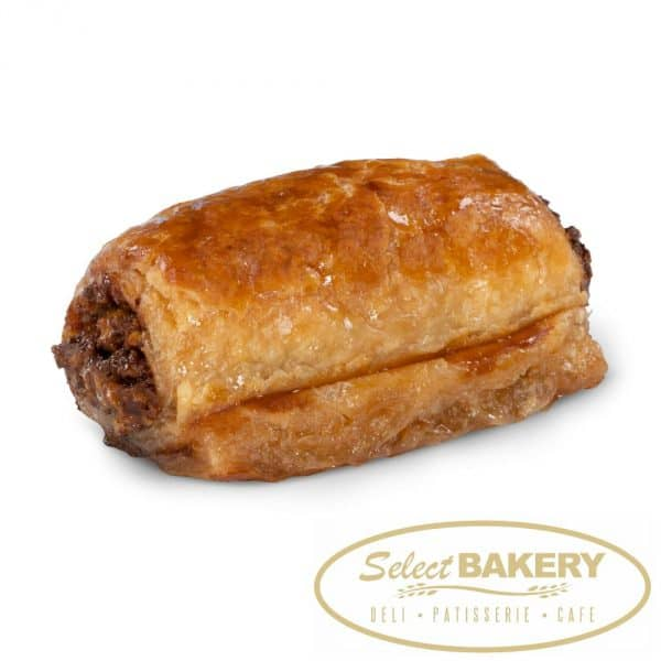 French Baklava - Puff pastry filled with walnuts and cinnamon and soaked in honey - 405 Donlads Ave