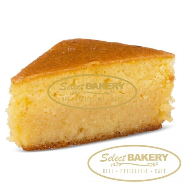 Samali Honey cake made from semolina and yogurt and flavoured with masticFresh and Authentic Greek Pastries by Select Bakery - 405 Donlands Ave Toronto, ON