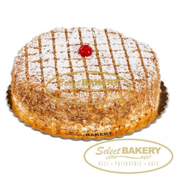 Mille Feuille Cake Select Bakery's bestseller cakes are now available for online order - PICK UP IN STORE ONLY