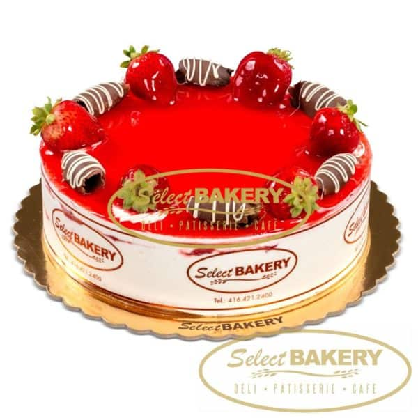 Select Bakery Strawberry Shortcake Toronto ON