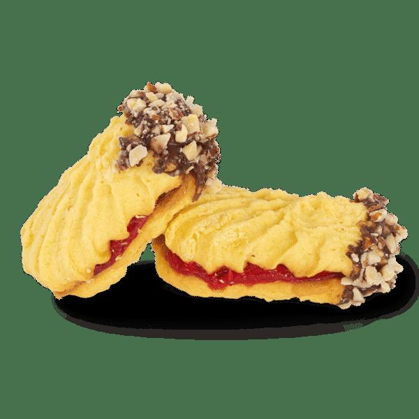 Butter-Cookie-Raspberry-Jam