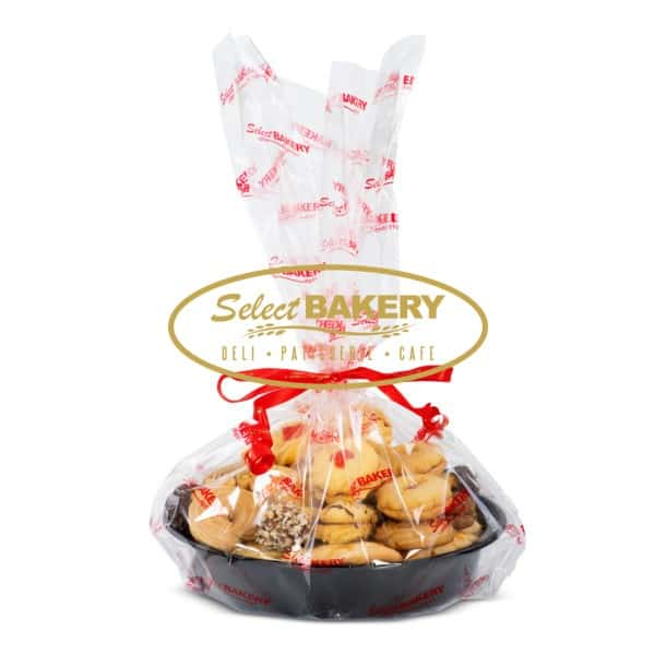 Mini Pastries Cookie Basket Select Bakery