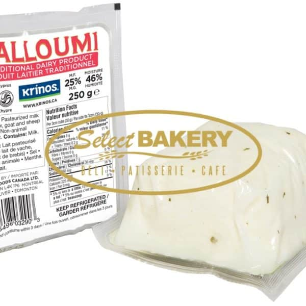 Krinos Halloumi 250 g Cheese from Greece