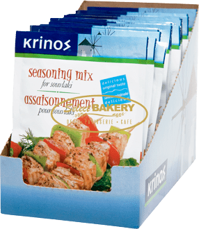KRINOS SOUVLAKI SEASONING MIX 28G $2