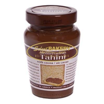 Tahini with Chocolate