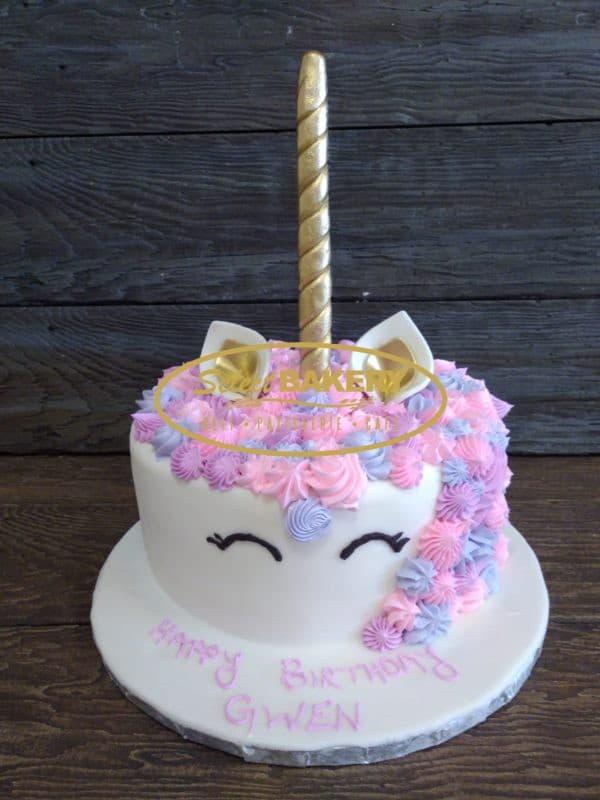 Unicorn Cake Birthday