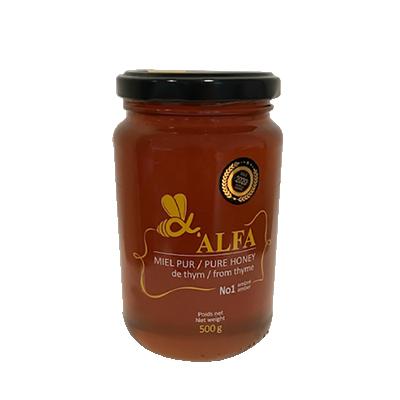 Alfa-Thyme-Honey-500g-Greek-Food-Shop