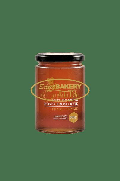 alfa thyme honey crete