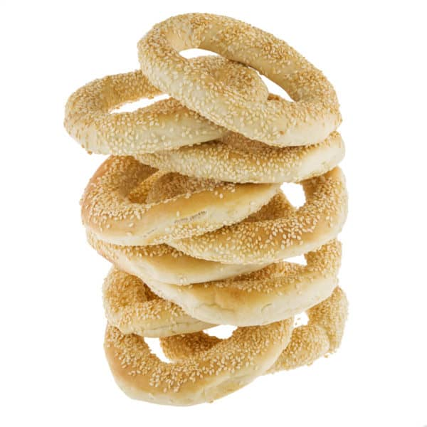 Koulouri Sesame Rings