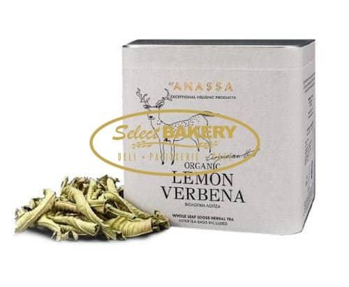 Anassa Organic Lemon Verbena Herbal Tea