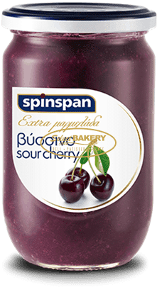 SPinspan Sour Cherry Jam