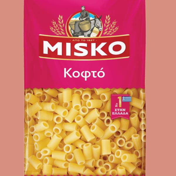 Misko Greek Pasta Tubetti No 55