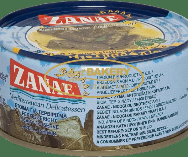 Dolmades by Zanae 280g Dolmadakia is a favorite in the Mediterranean diet.