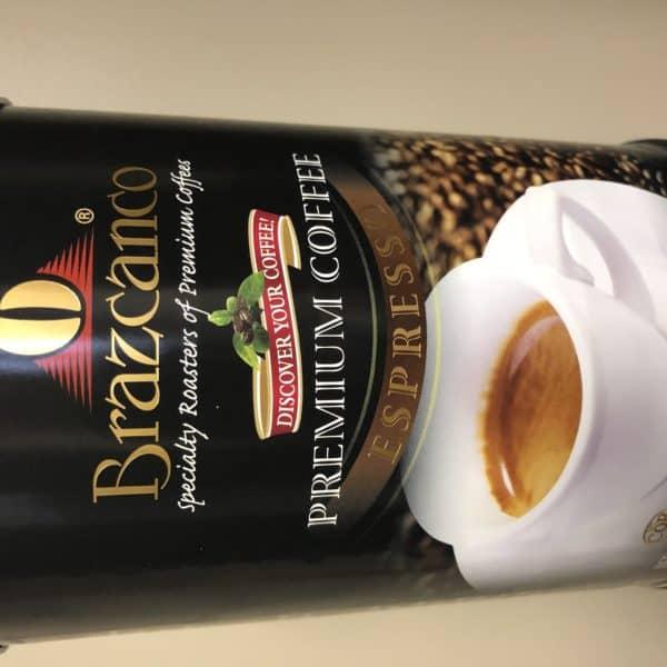 Branzanco Premium Espresso Coffee