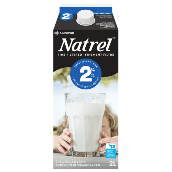 Milk-Natrel 2l