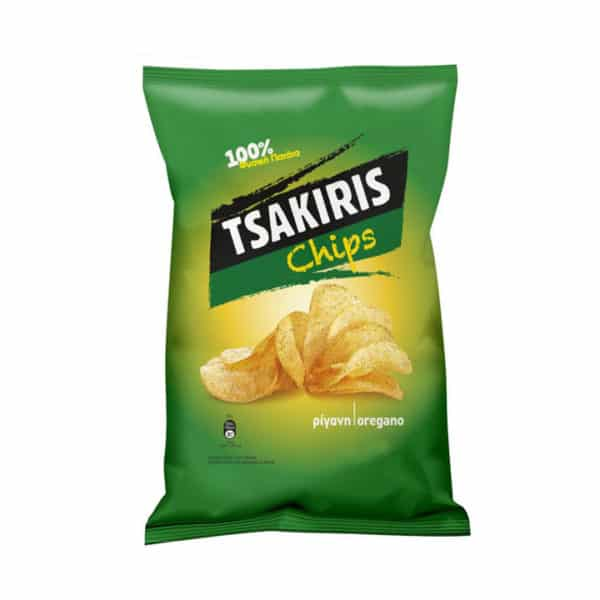 Tsakiris-Oregano-Chips-120g