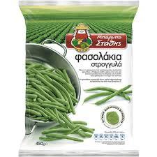 Barba Stathis String Beans 450g
