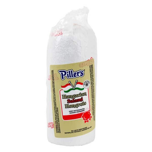 Hungarian-Salami-Pillers