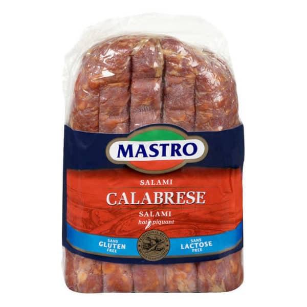Mastro Calabrese Salami