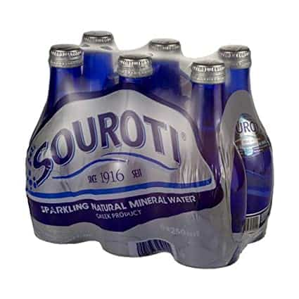 Souroti 250 ml 6 pack