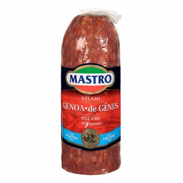 Mastro®Hot Genoa Salami