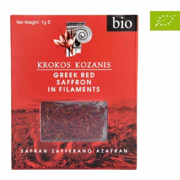 Krokos-Kozani-Saffron