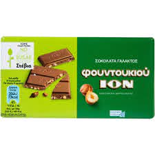 Ion-Hazelnut-Milk-Chcolate-60g